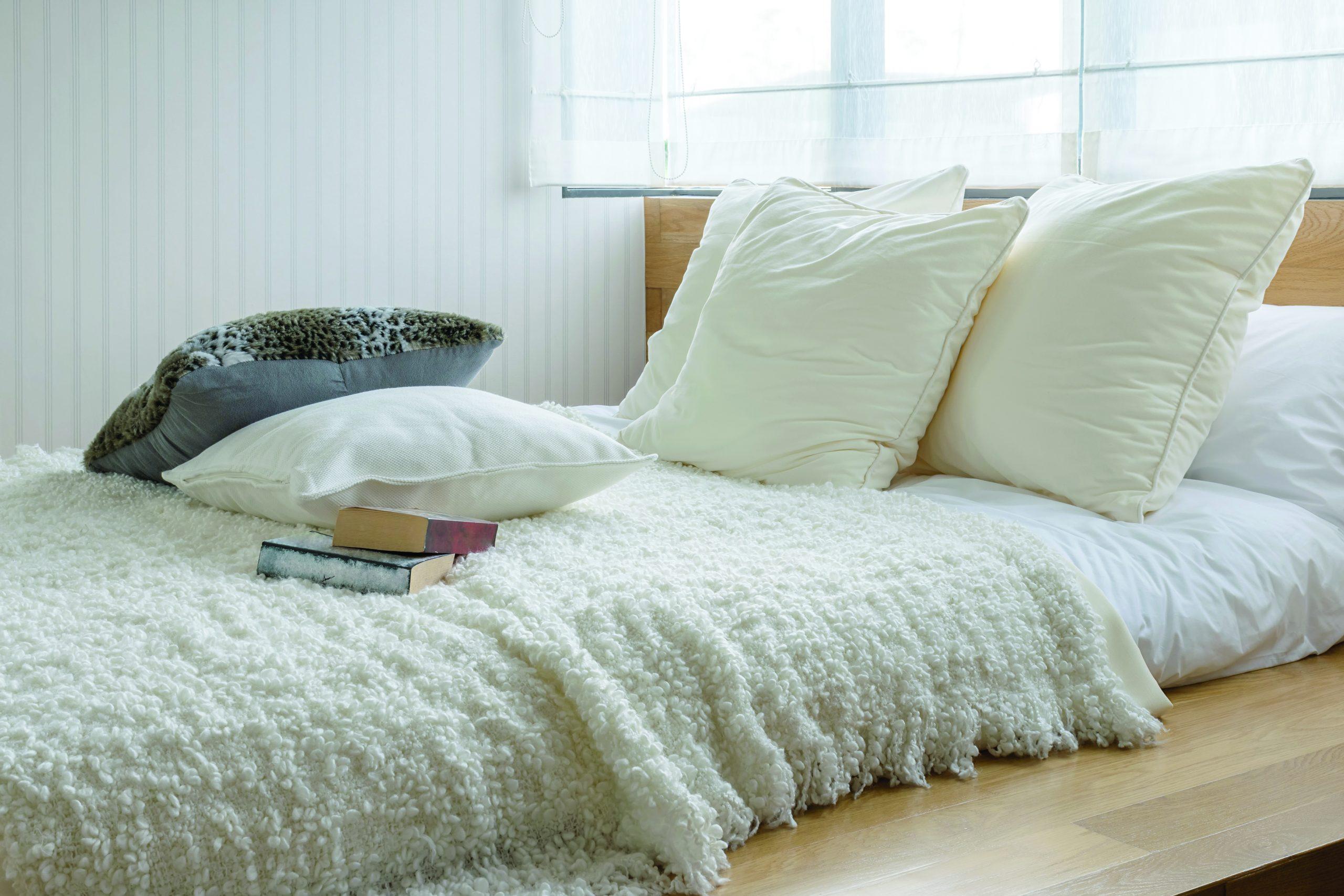 Un matelas 100% pure laine, vous y avez pensé ?